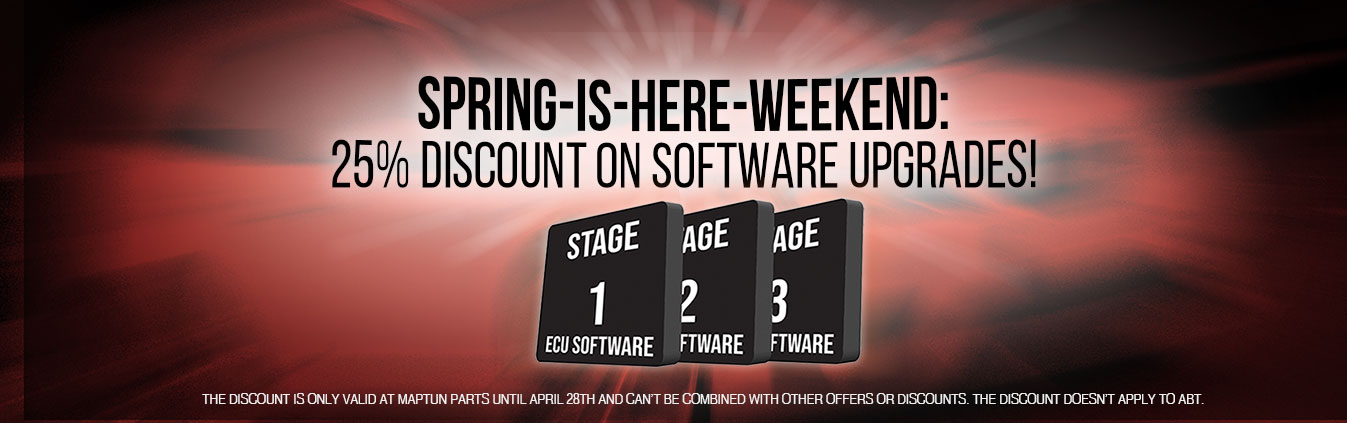 Easter Sale - 25% discount on software upgrades!